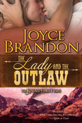 The Lady and the Outlaw: The Kincaid Family Series - Book Three