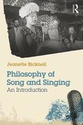 A Philosophy of Song and Singing: An Introduction