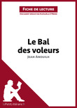 Le Bal des voleurs de Jean Anouilh (Fiche de lecture)