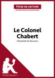 Le Colonel Chabert de Honor de Balzac (Fiche de lecture)