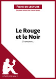 Le Rouge et le Noir de Stendhal (Fiche de lecture)