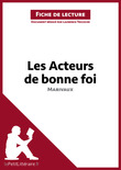 Les Acteurs de bonne foi de Marivaux (Fiche de lecture)