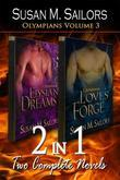2-in-1: Olympians Vol 3 [Elysian Dreams and Love's Forge]