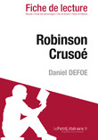 Robinson Cruso de Daniel Defoe (Fiche de lecture)