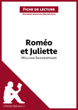 Roméo et Juliette de William Shakespeare (Fiche de lecture)