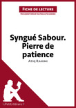 Syngu sabour de Atiq Rahimi (Fiche de lecture)