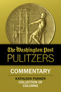 The Washington Post Pulitzers: Kathleen Parker, Commentary