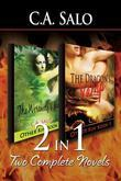 2-in-1: The Werewolf's Mate & The Dragon's Vamp [Other Kin Series Book 1 & Book 2]