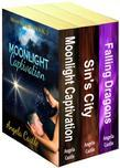 Moon Shadows Series 1-3 [Moonlight Captivation, Sin's City, and Falling Dragons]