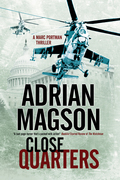 Close Quarters: A spy thriller set in Washington DC and Ukraine