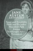 Jane Austen Anthology (Diversion Classics)