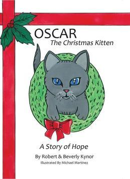 Oscar The Christmas Kitten