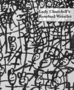 Lady Churchill's Rosebud Wristlet No. 31