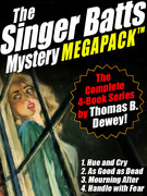 The Singer Batts Mystery MEGAPACK ®: The Complete 4-Book Series