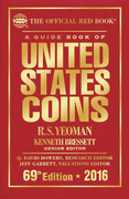 A Guide Book of United States Coins 2016: The Official Red Book
