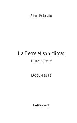 La Terre et son climat