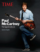 TIME Paul McCartney: The legend rocks on