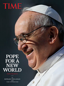 TIME Pope for a New World: Pope Francis