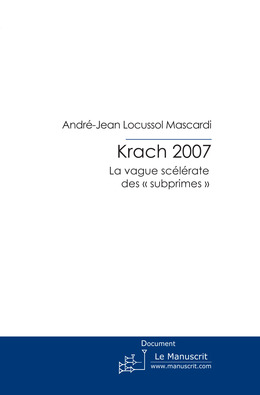 Krach 2007