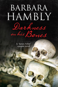 Darkness on His Bones: A James Asher vampire mystery