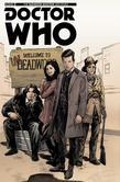 Doctor Who: The Eleventh Doctor Archives #35