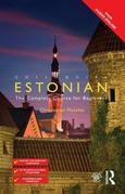Colloquial Estonian