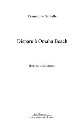Disparu à Omaha Beach