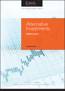 Alternative Investments: CAIA Level I