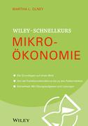 Wiley Schnellkurs Mikrokonomie
