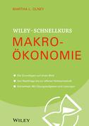 Wiley Schnellkurs Makrokonomie