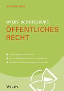Wiley-Schnellkurs ffentliches Recht