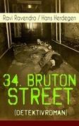 34. Bruton Street  (Detektivroman) - Vollständige Ausgabe