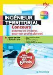 Visa - Ingénieur territorial - Concours interne, 3e voie, examen prof - Mon planning en 6 mois