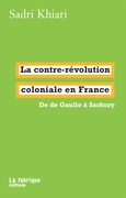 La contre-révolution coloniale en France