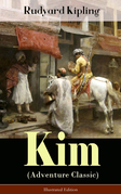 Kim (Adventure Classic) - Illustrated Edition