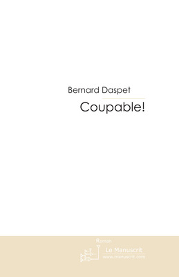 Coupable!