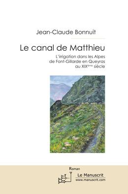 Le canal de Matthieu