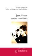 Jean Giono  : corps et cosmétiques