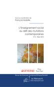 Revue de Sciences humaines / Ethique / Société n°2 : L'Enseignement social au défi des mutations contemporaines