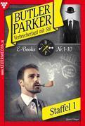 Butler Parker Staffel 1 - Kriminalroman