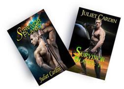 Juliet Cardin's 2-Book Box Set: Survivor Planet I and Survivor Planet II