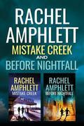 Two FBI Thrillers: Before Nightfall and Mistake Creek