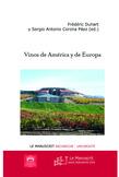 Vinos de América y de Europa