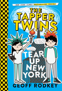 The Tapper Twins Tear Up New York - FREE PREVIEW EDITION (The First 8 Chapters)