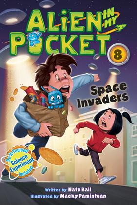 Alien in My Pocket #8: Space Invaders