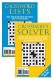 Crossword Lists & Crossword Solver: Over 100,000 potential solutions including technical terms, place names and compound expressions