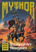 Mythor 65: Treibjagd der Amazonen