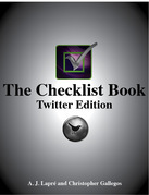 The Checklist Book: Twitter Edition