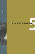 Martyrology Book 5
