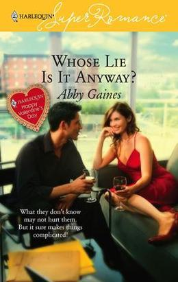 Whose Lie Is It Anyway?
